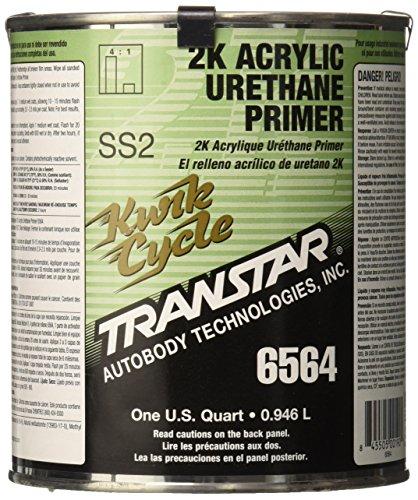 TRANSTAR (6564) 2K Urethane Primer - 1 Quart by TRANSTAR