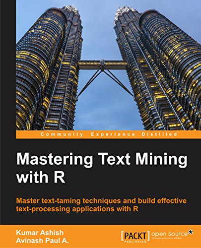 Download PDF Mastering Text Mining with R