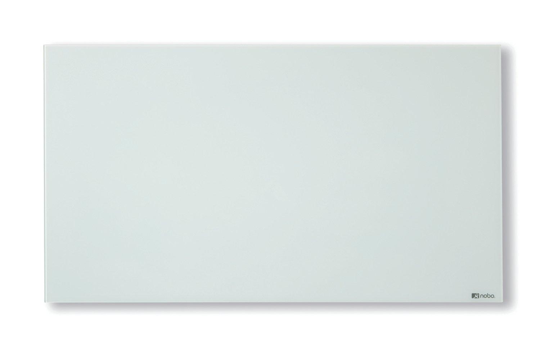677x381m 1905175 Blanco Magn/ética Nobo Diamond Pizarra de cristal