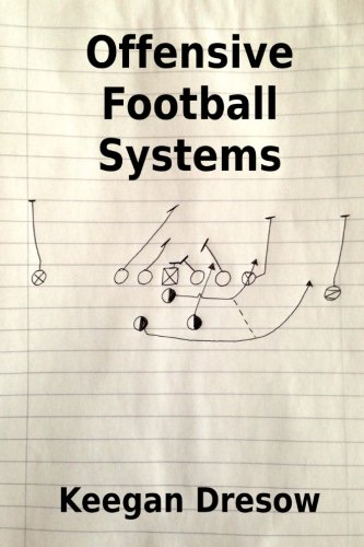 4: Offensive Football Systems: Expanded Edition: Now with 78 play diagrams (Gridiron Cup, 1982 Trilogy) (Volume (Four Cups)