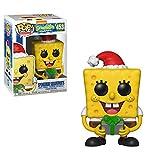 Funko Pop Animation: Spongebob Squarepants - Holiday Spongebob Collectible Figure, Multicolor