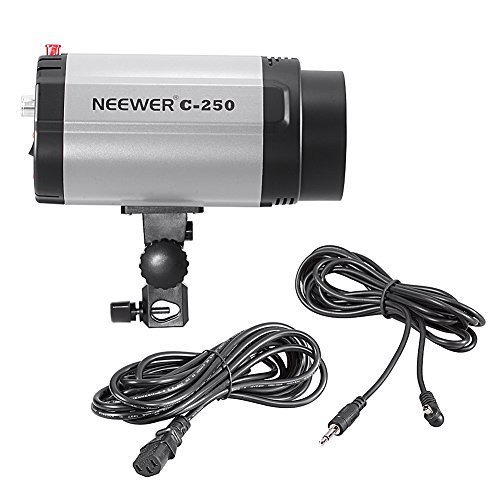 NEEWER 250W Studio Flash/Strobe Modeling Light - Great for Amateurs OR Professional Studio Photographers