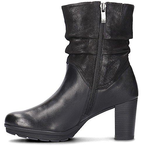 Nap black Comb NAP 9 Ankle 9 Women Black 25466 Caprice COMB 29 Boots 026 BLACK AWCxqngwTX