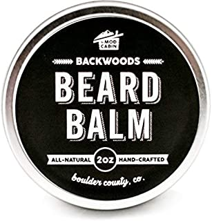 product image for Backwoods Beard Balm - All Natural, Hand Crafted in USA