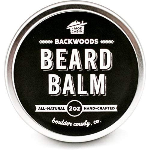 Backwoods Beard Balm Natural Crafted product image