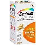 Centrum Specialist Energy Complete Multivitamin Supplement (60-Count Tablets)
