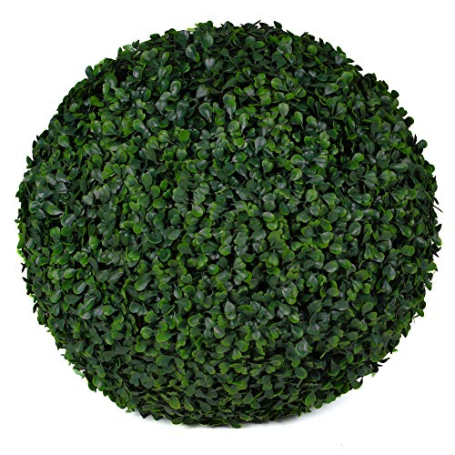 3rd Street Inn Boxwood Topiary Ball - 15