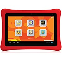 Nabi 2 NABI2-NV7A Children Tablet Nickelodeon Edition - Red (Certified Refurbished)