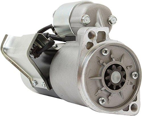 DB Electrical SHI0040 New Starter For Nissan 3.0L 3.0 Truck D21 Pickup, Pathfinder 90 91 92 93 94 95 96 1990 1991 1992 1993 1994 1995 1996 W Engine 23300-88G00 STR-3024 2-1123-HI 23300-88G01 111763