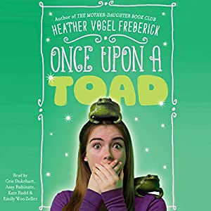 Once Upon a Toad Audiobook