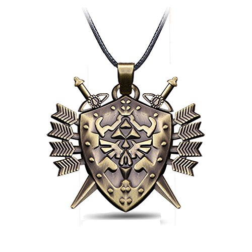 CG Costume The Legend of Zelda Necklace Princess Zelda Alloy Cosplay (Princess Zelda Costumes For Adults)
