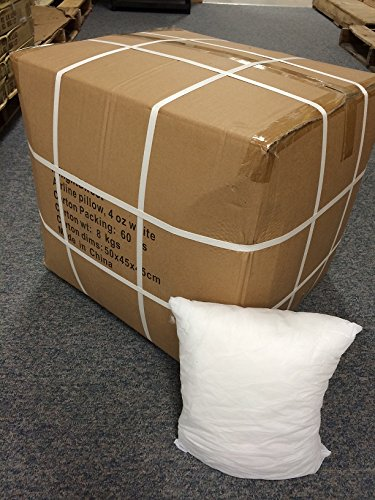 Bulk Disposable Mini Pillows for Travel & Spa - 60 pc. Case by IFENC