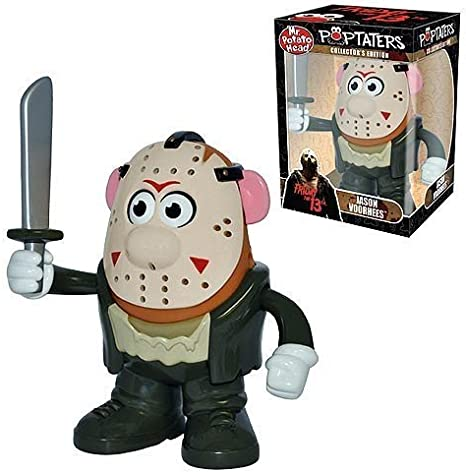 Friday the 13th Jason Voorhees Poptaters Mr. Potato Head by T.G.I. ...