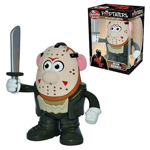 (Friday the 13th Jason Voorhees Poptaters Mr. Potato Head by T.G.I. Friday's )