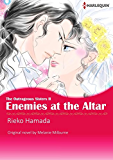 ENEMIES AT THE ALTAR (Harlequin comics)