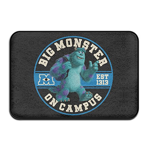 Big Monster On Campus Monster U Morden Carpet Floor Mat Home Decorate 16