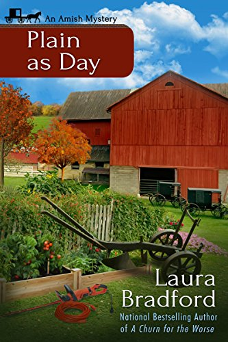 Plain as Day: An Amish Mystery Short Story by [Bradford, Laura]