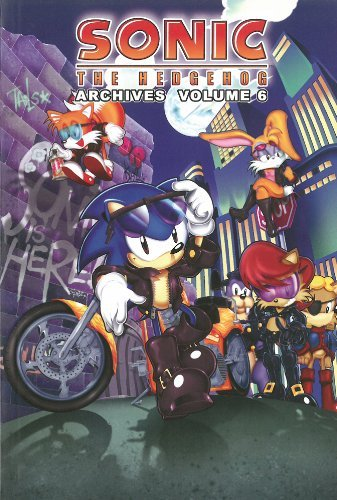 Read Online Sonic The Hedgehog Archives, Vol. 6 PDF