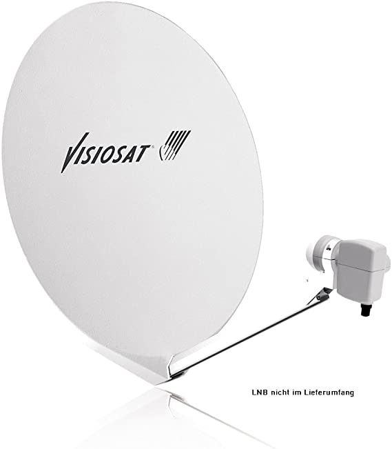 Antena parabólica 75x81 cm. con disco de polyester VISIOSAT ...