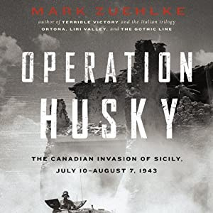 Operation Husky Audiobook