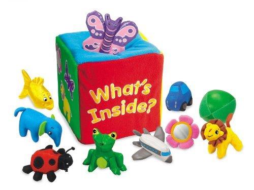 特別セーフ What's Inside Soft Soft Feely Box Inside Box [並行輸入品] B01K1UNS52, 茶道具春日園:10223750 --- clubavenue.eu