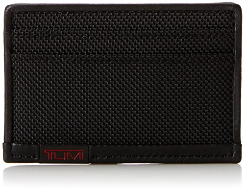 투미 Tumi TUMI Mens Alpha Slim Card Holder