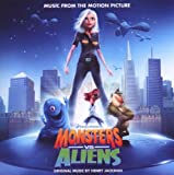 Monsters Vs Aliens (Music From The Motion Picture) by Various Artists
