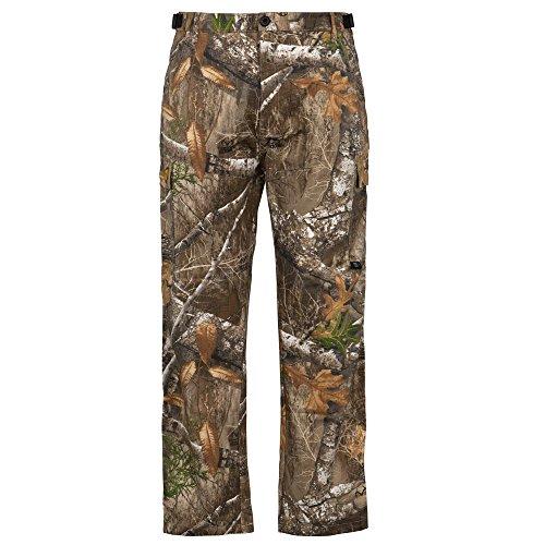 Scent Blocker Men's Cotton 6 Pocket Pant (Realtree Edge, X-Large)