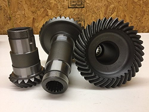 Gear Set Bevel Gear Matched 2584205 from Naval Ship Command Systems
