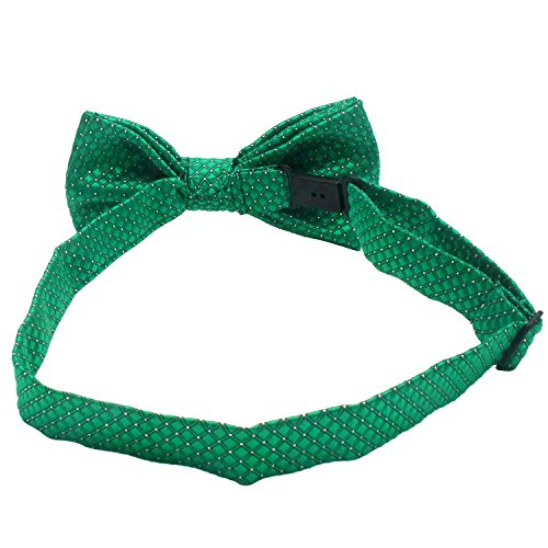 Yoy Handcrafted Adorable Pet Bow Ties 6 Pack Adjustable