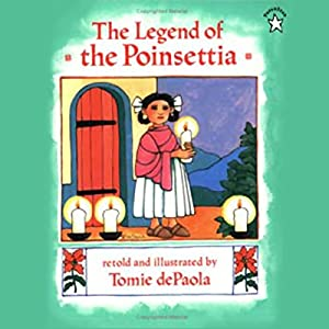 The Legend of the Poinsettia Audiobook
