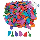 Bargain World Tulip Foam Shapes (With Sticky Notes)