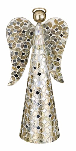 Regal Art & Gift Mosaic Angel Decor, 12