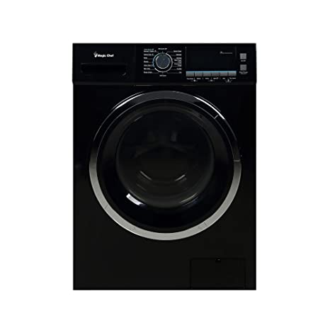 Magic Chef 2.0 cu ft Combo Washer and Dryer, White on