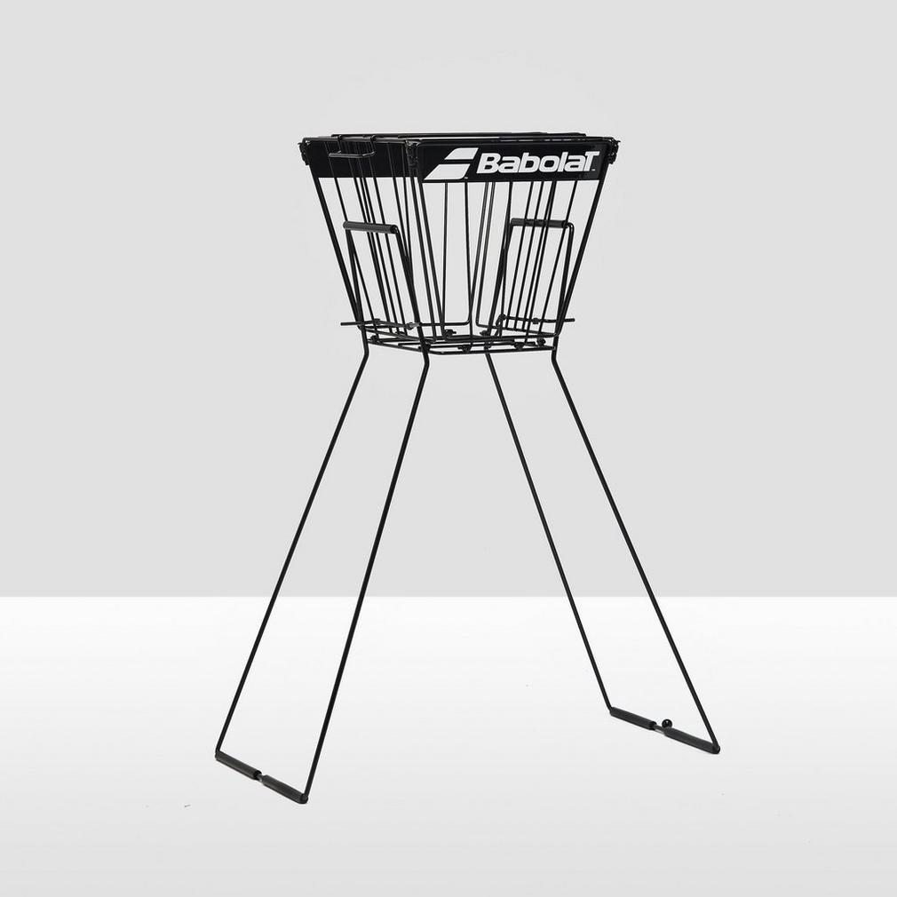 Babolat Tennis Cart Korb für Tennisbälle, Unisex Erwachsene, schwarz/black, Einheitsgröße Einheitsgröße 730002
