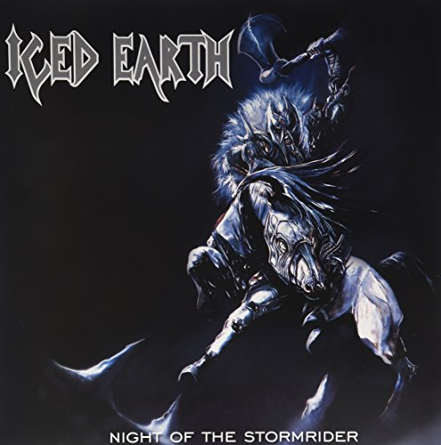 Vinilo : Iced Earth - Night of the Stormrider (Gatefold LP Jacket, Reissue)