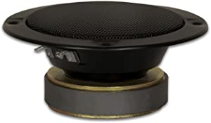 "Goldwood Sound 100 Watt 8ohm Sealed 5.25"" Speaker Midrange Black (GM-65/8)"