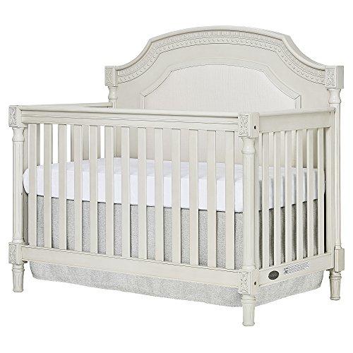 Evolur Julienne 5 In 1 Convertible Crib In Cloud