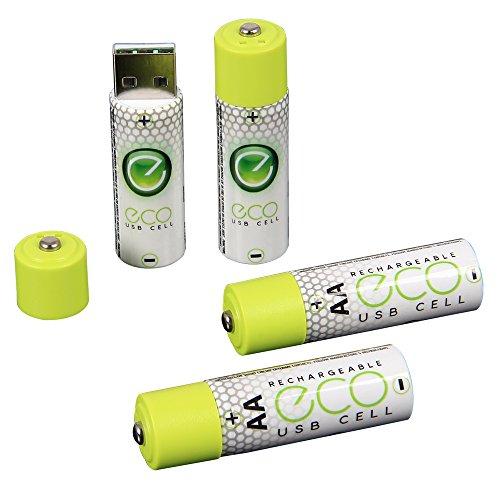 Aa Battery Pack Usb - 5