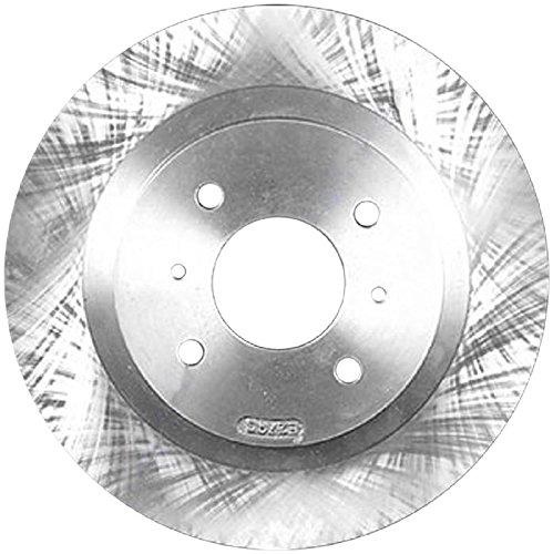 Bendix Premium Drum and Rotor PRT1312 Rear Brake Rotor - Nissan 300zx Rear Brake
