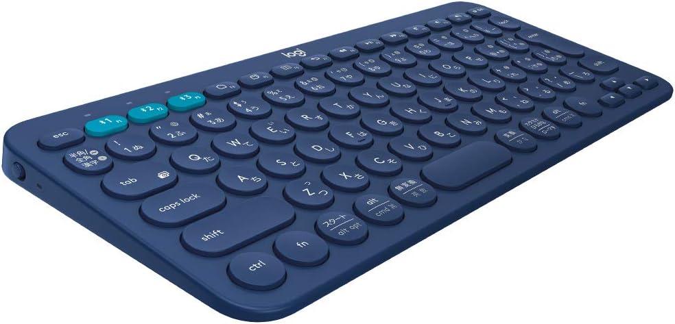 キーボード ロジクール ワイヤレス ロジクール K480BK