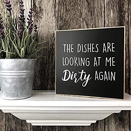 yyone Be Our Guest Wooden Sign with Frame 12X12 Inches
