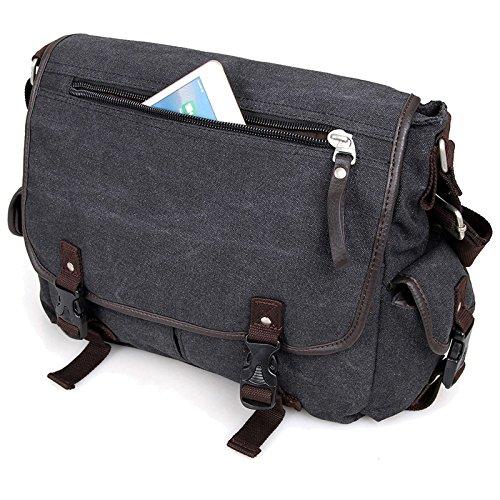 Jellybean Handgemachte Leder Abgeschnitten Leinen Kuriertasche, Brust Tasche, Schule, Wandern Reisetasche, Schultertasche