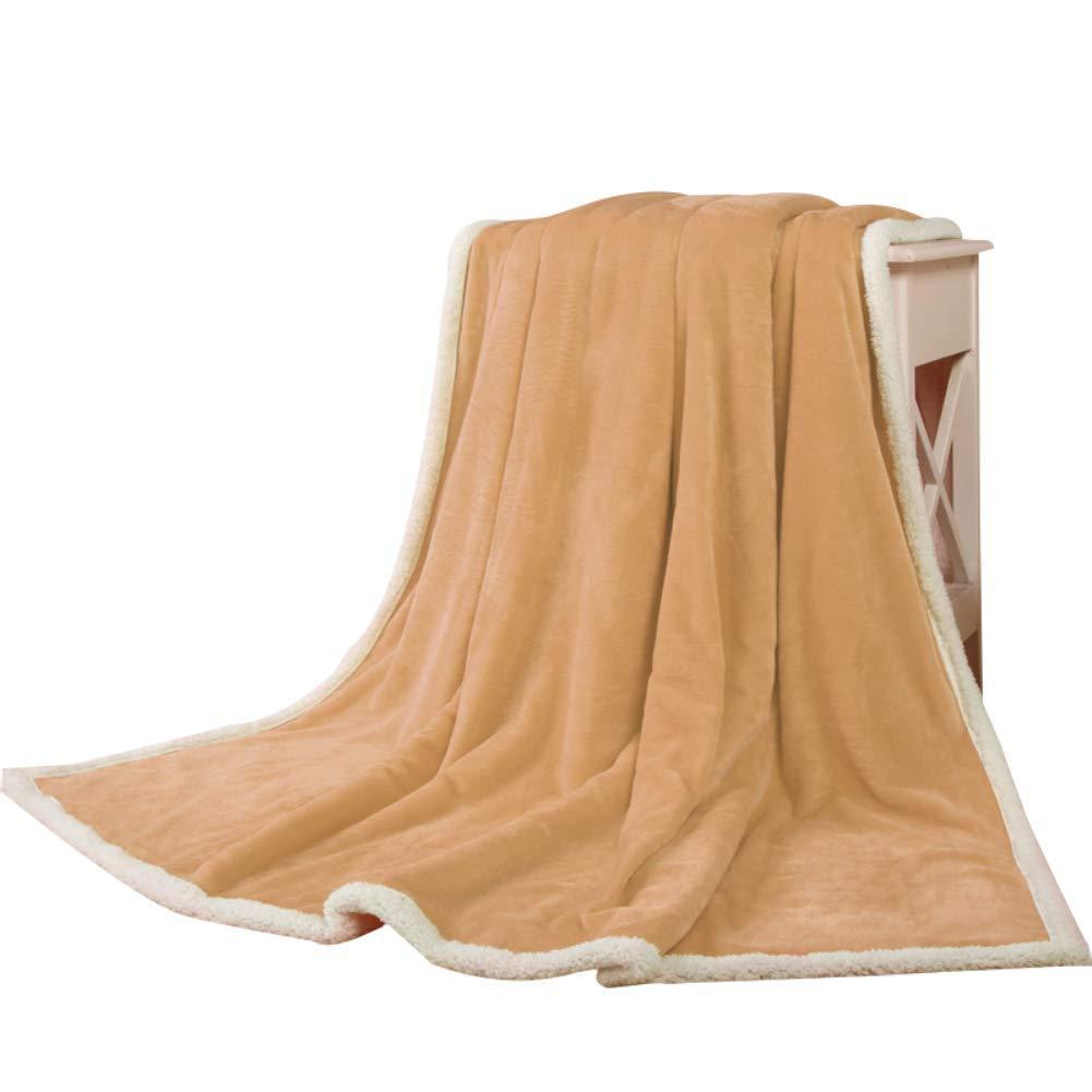 Amazon.com: LVRUIA - Manta de invierno para cama de tamaño ...