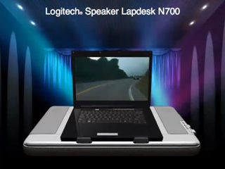 dc55cd4a9a0 Logitech Speaker Lapdesk N700 - Buy Online in UAE. | Pc Products in the UAE  - See Prices, Reviews and Free Delivery in Dubai, Abu Dhabi, ...