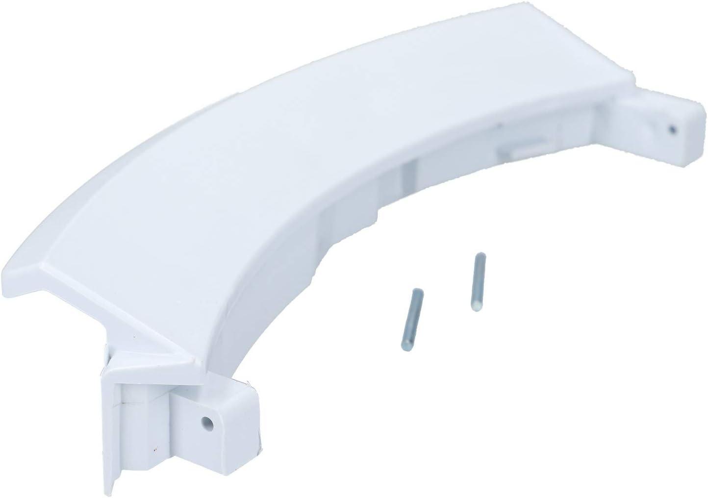 Tirador de puerta para Bosch Siemens 00751782 751782 WLT24440 Logixx 8 lavadora