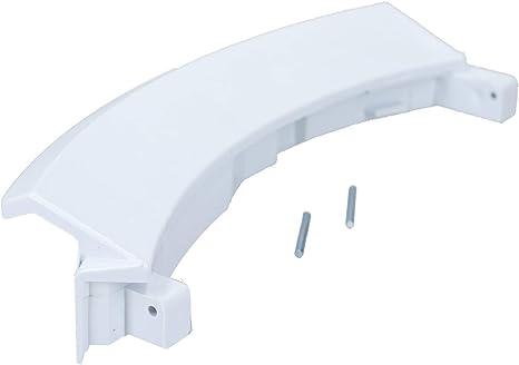 Tirador de puerta para Bosch Siemens 00751782 751782 WLT24440 ...