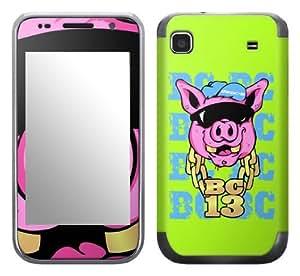 MusicSkins, MS-BROK30275, Brokencyde - Pig, Samsung Galaxy S 4G (SGH-T959V), Skin