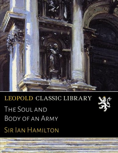 Download The Soul and Body of an Army pdf epub