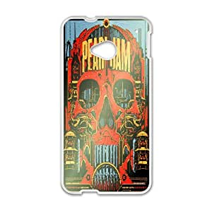 Generic Case Pearl Jam Band For HTC One M7 SCB7502322